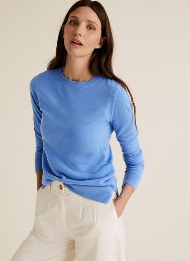 Marks & Spencer Kazak Mavi